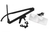 Clip-On Binocular Magnifier
